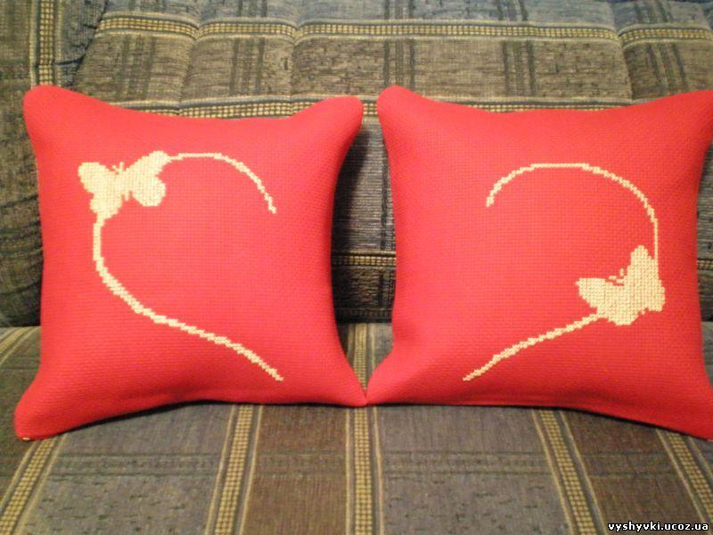 Набор из двух подушек