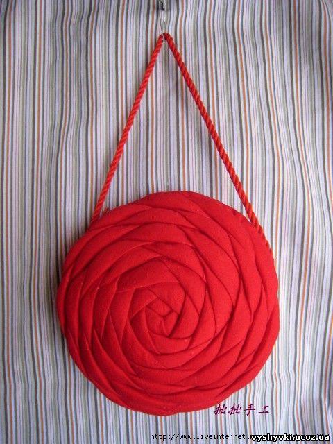 Как сделать сумку в форме