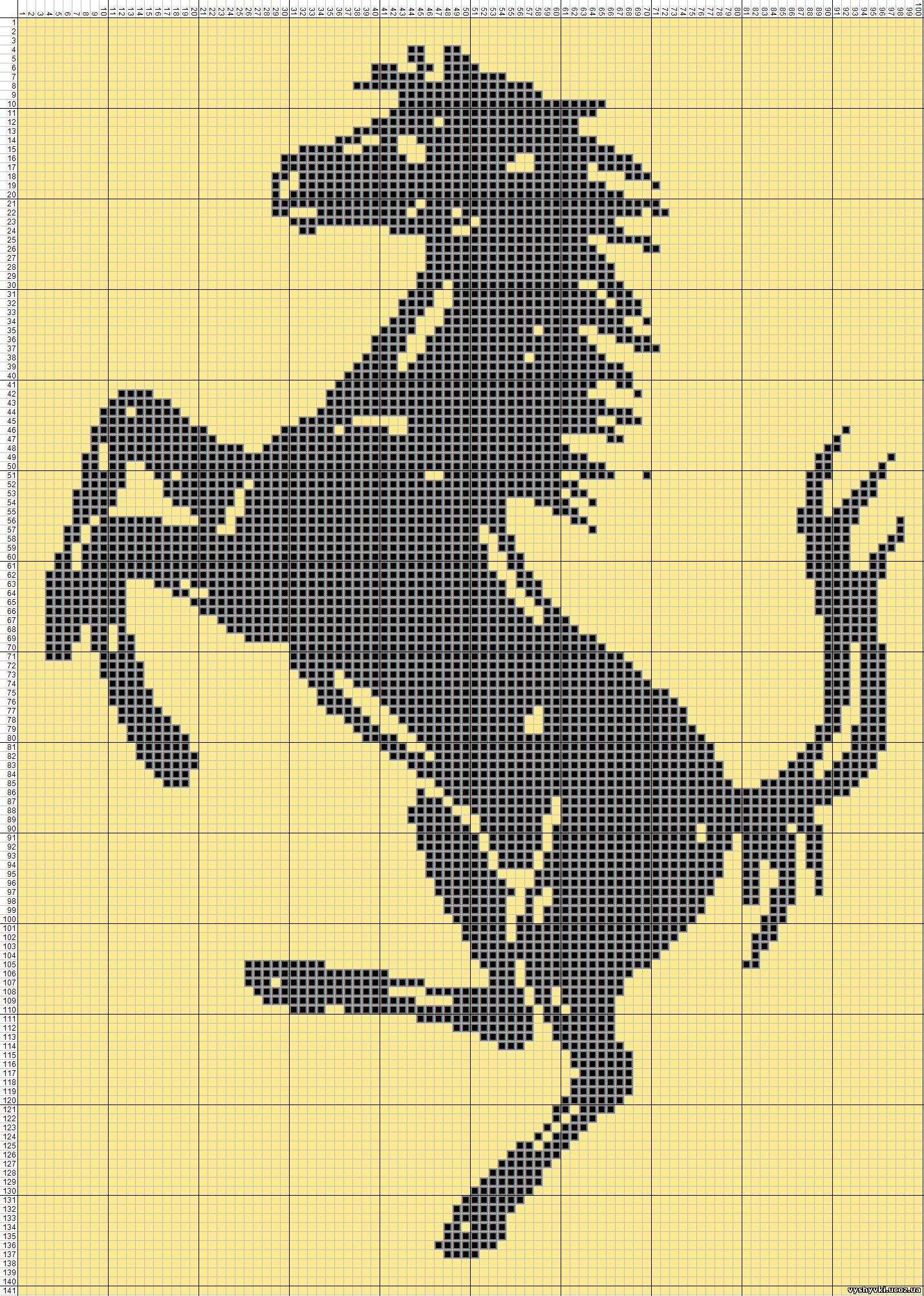 Узоры для вязания спицами Более 750 33