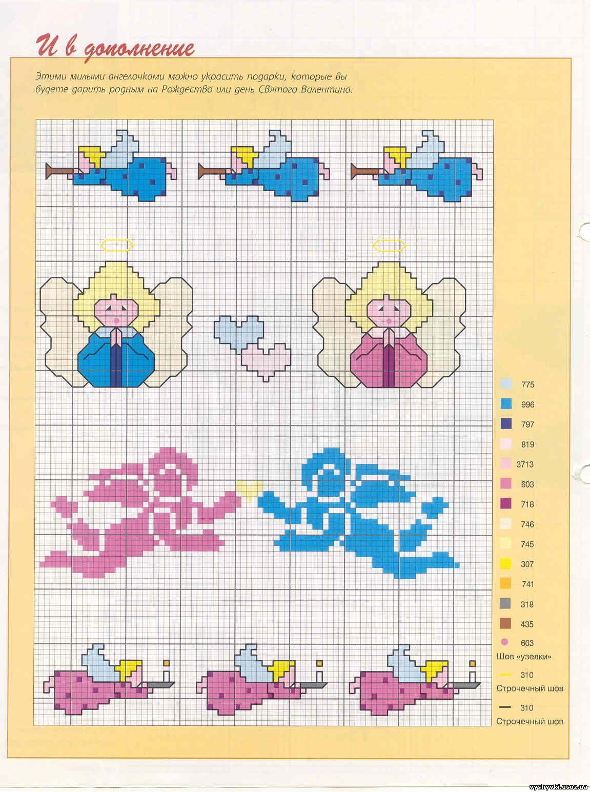 Приметы и символы в вышивке - значение вышивки